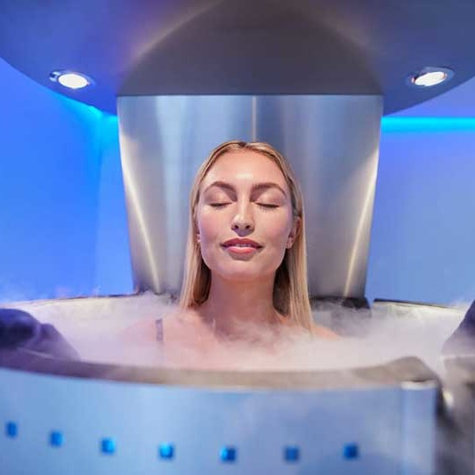 cyrotherapy