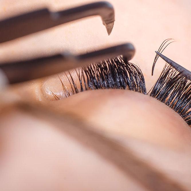 Eyelash Extensions & Lift